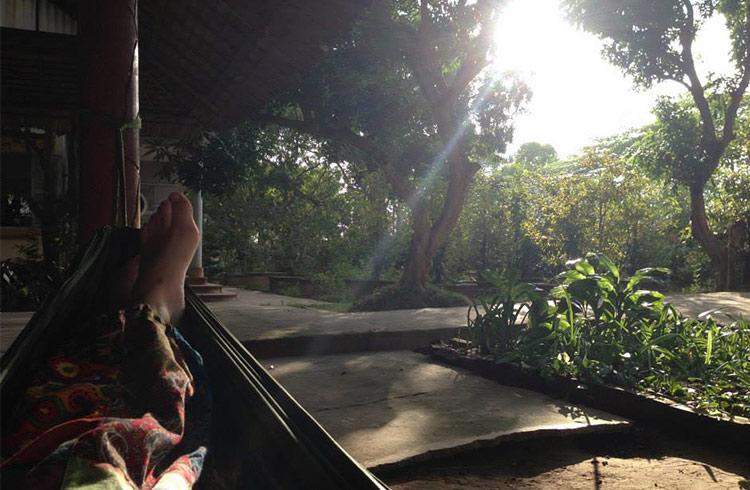 hammock-homestay