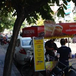 Coffee break in Chiang Mai