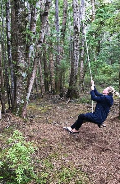 swingin-around-henry-creek