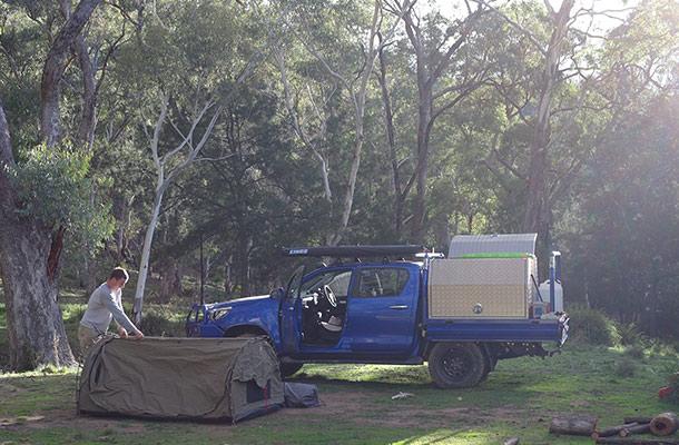 setting-up-camp-turon-river