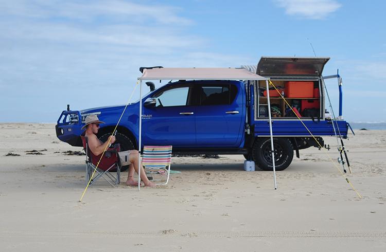mark-hilux-harrington-beach