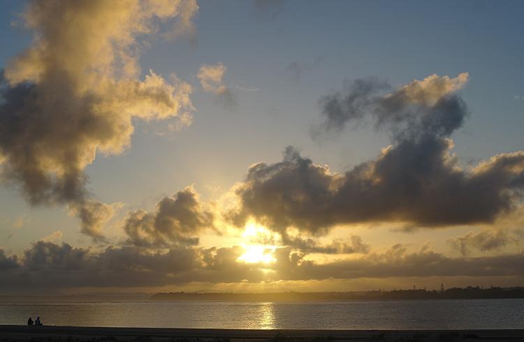 sunset-harrington-random-people