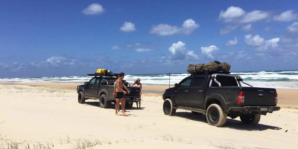 Fourbies on Fraser: 7 Days Road-Tripping Australia's Biggest Sand Island