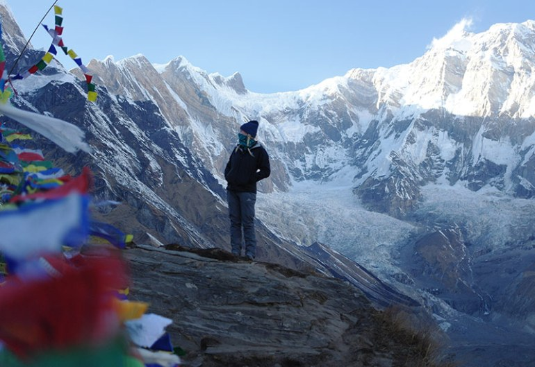 abc-day-four-glacier-to-the-right-of-me-annapurna-base-camp