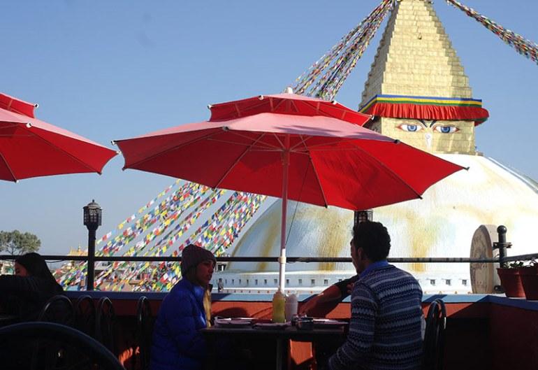 nepal-momos-at-boudhanath-stupa